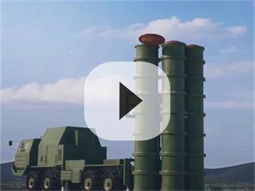 導彈發射三維動畫演示片段